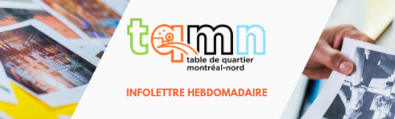 Infolettre hebdomadaire