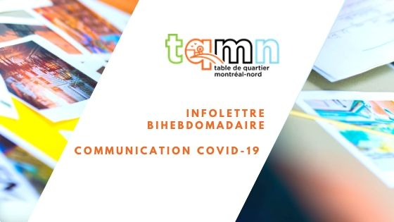 infolettre covid
