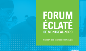 forum citoyen de montreal nord
